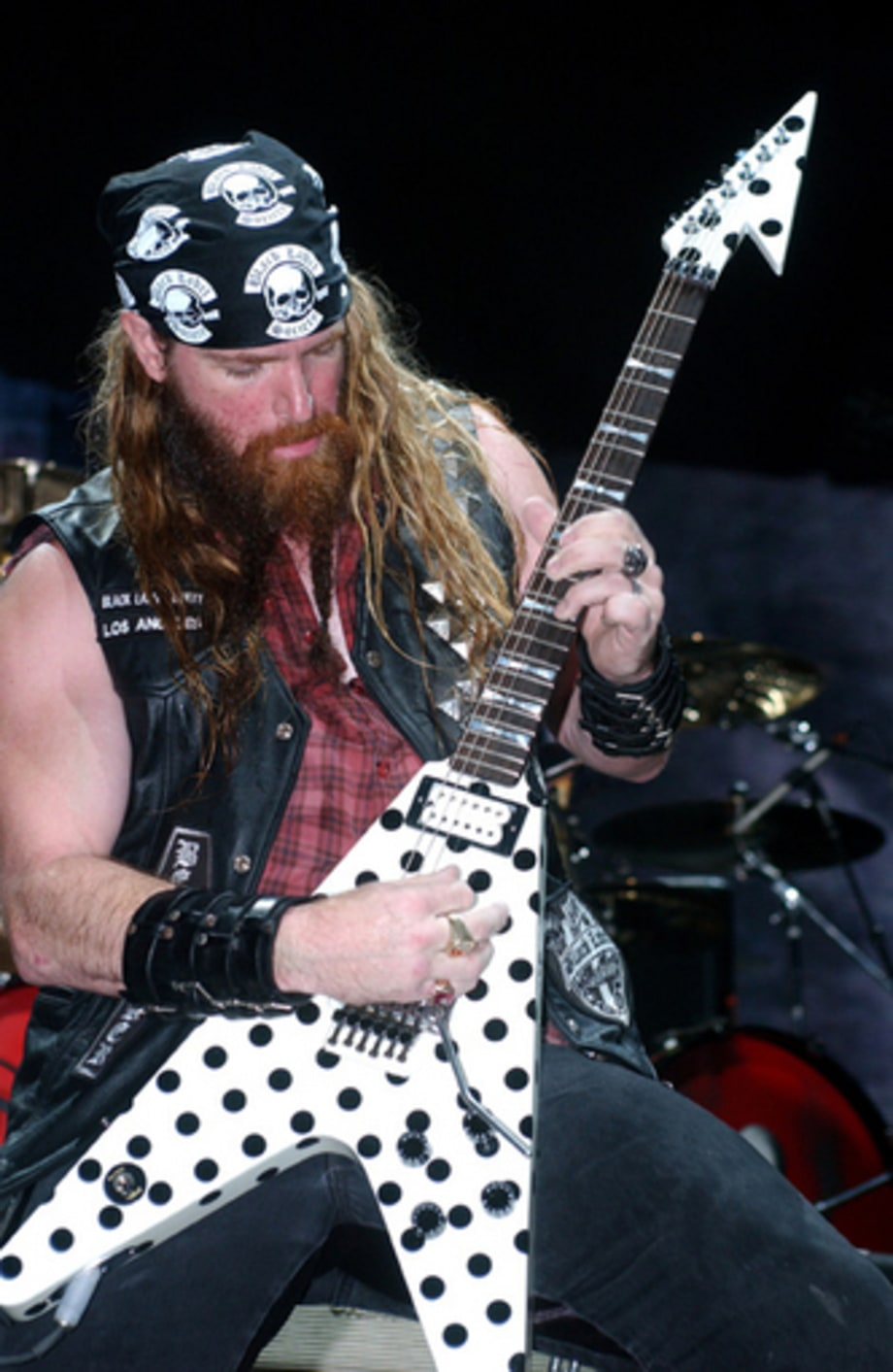Black Label Society Photos