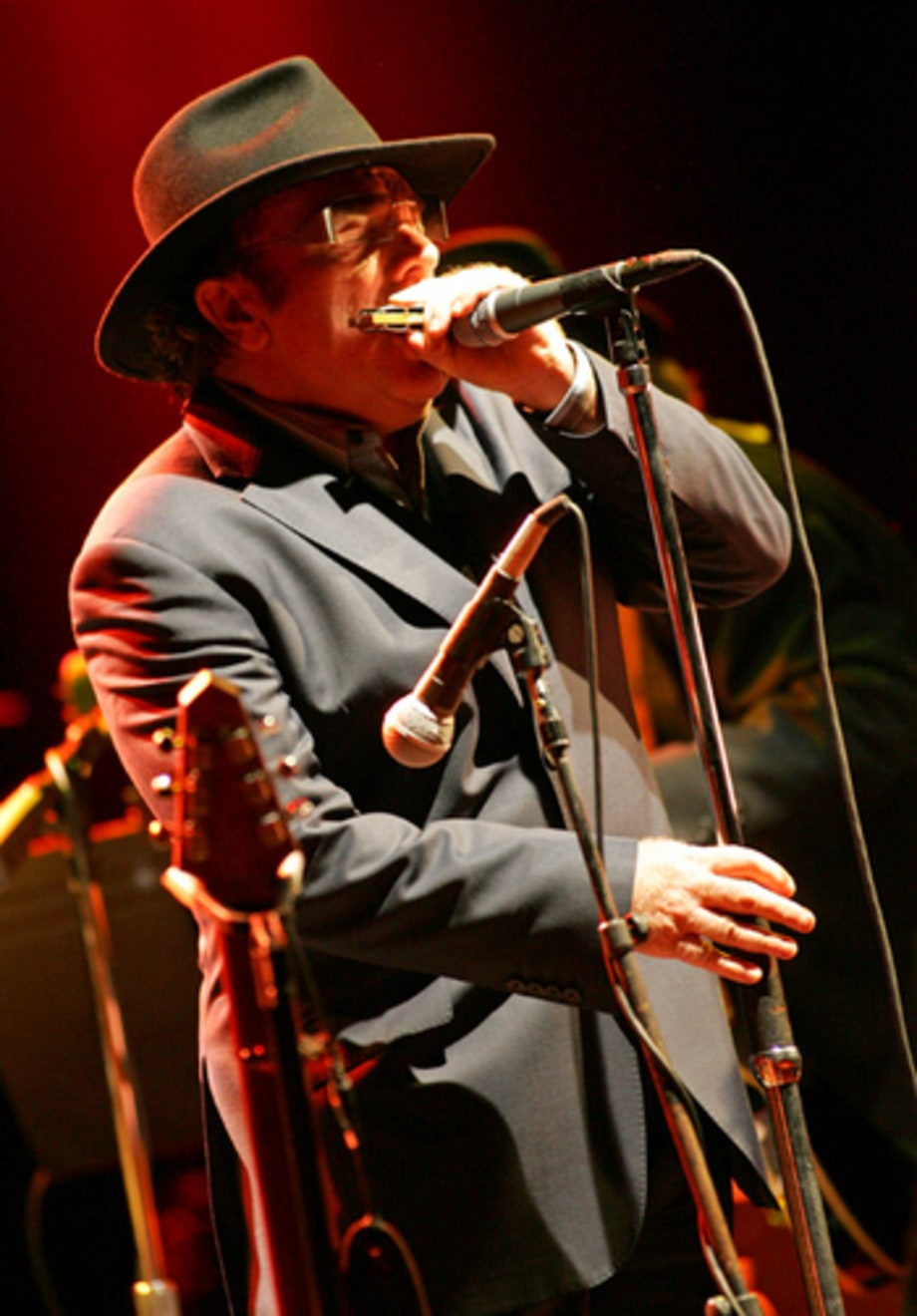 Van Morrison's Magic Time in L.A.