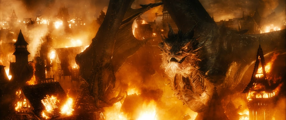 Smaug, 'The Hobbit: The Desolation of Smaug' (2013)