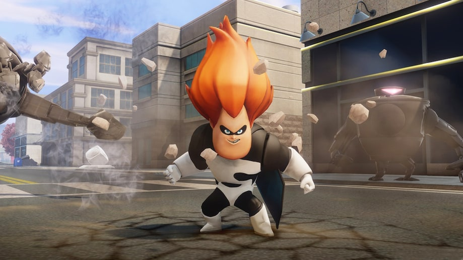 Syndrome The Incredibles 2004 10 Movie Characters