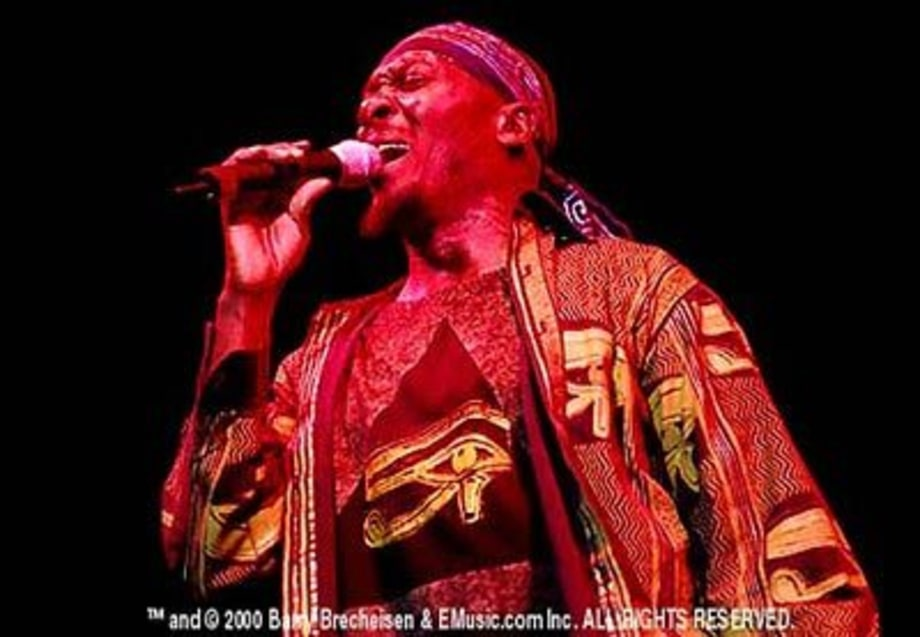 Jimmy Cliff Photos
