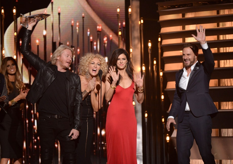 Best One-Two 'Crush': Little Big Town