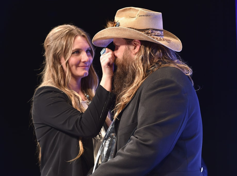 Morgane Stapleton Stands By Her Man
