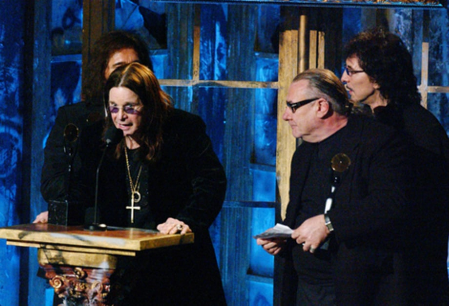 Rock and Roll Hall of Fame 2006