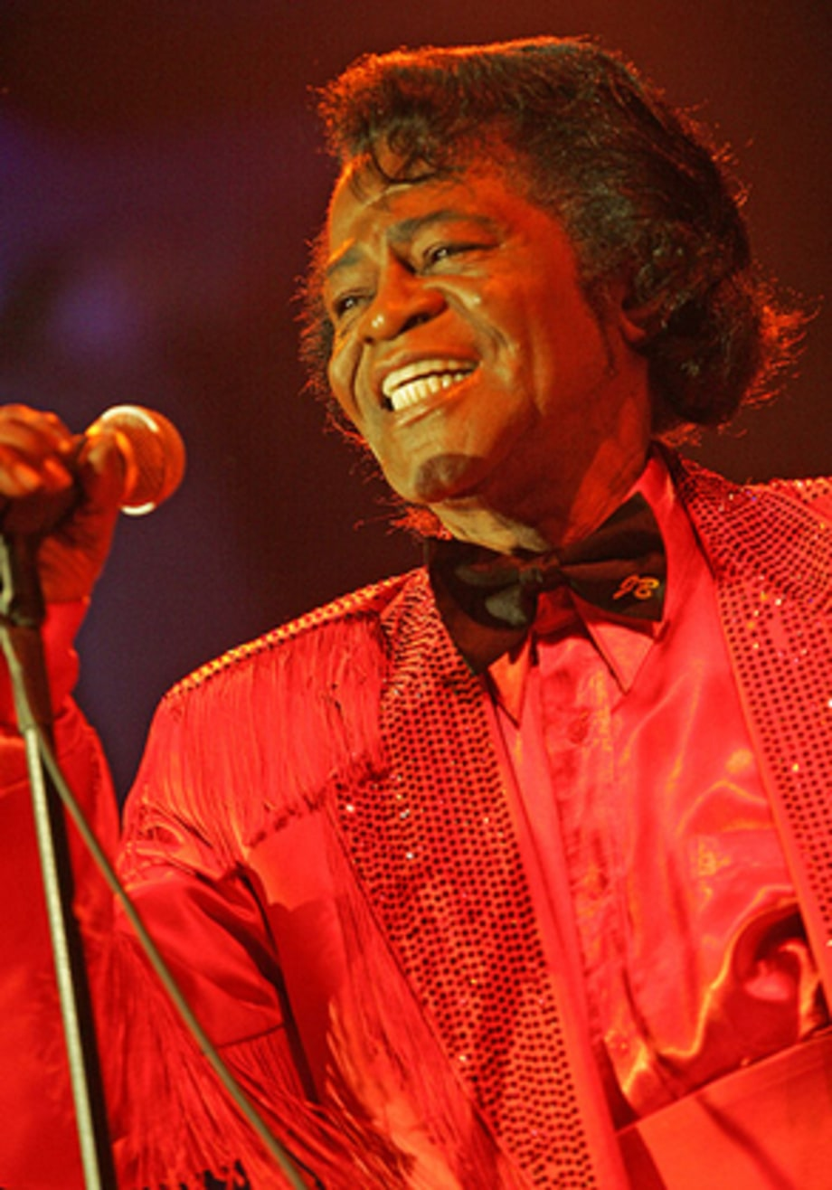 James Brown Gets Funky in Chicago