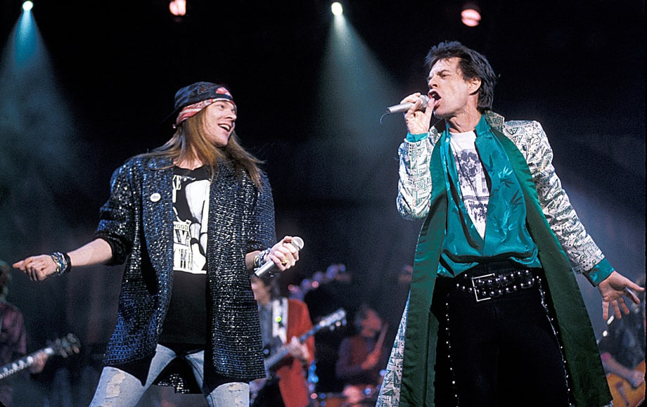 October 18th 1989 Axl Threatens To Quit In Front Of