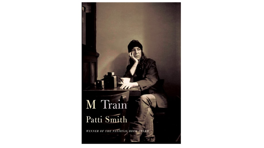 'M Train' by Patti Smith