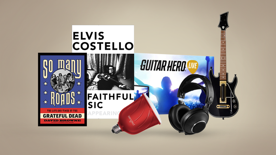 Holiday Gift Guide 2015: 40 Perfect Presents for Music Fans
