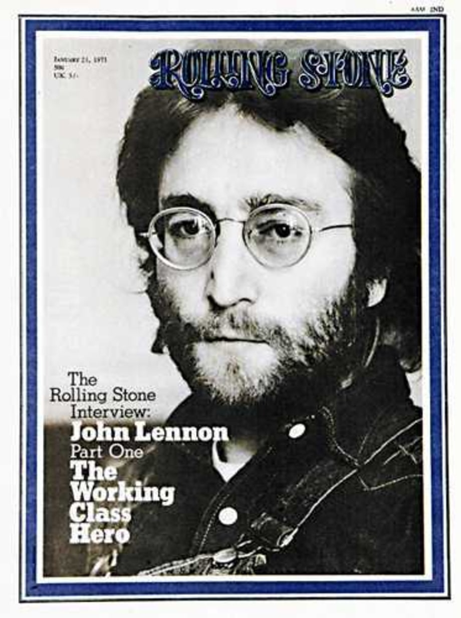 1971 Rolling Stone Covers