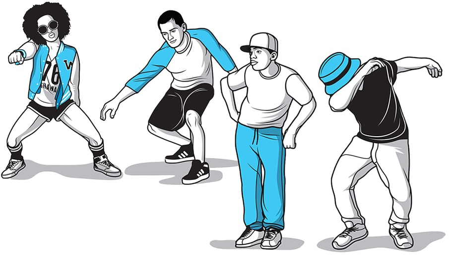 2015 S Hottest Dance Crazes The Dab Hit The Quan And