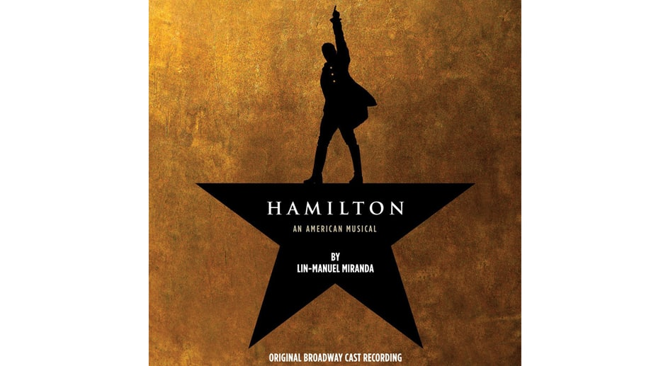 Various Artists, 'Hamilton: Original Broadway Soundtrack'