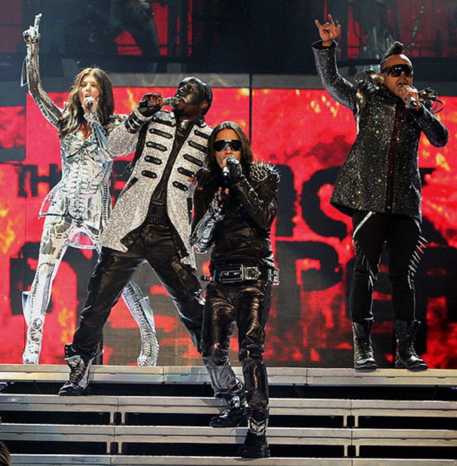 The Black Eyed Peas Launch