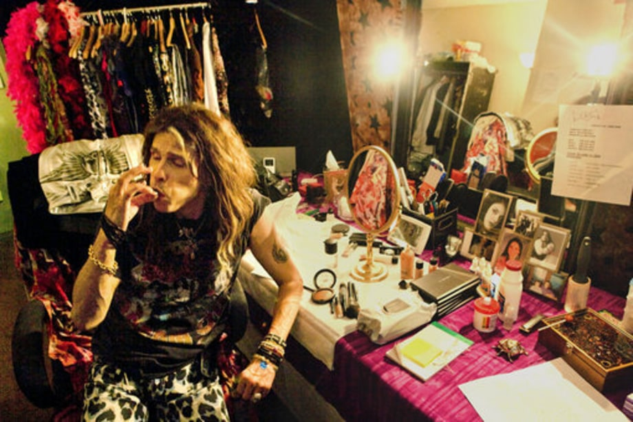 Aerosmith: On the Road With Steven Tyler and Co.
