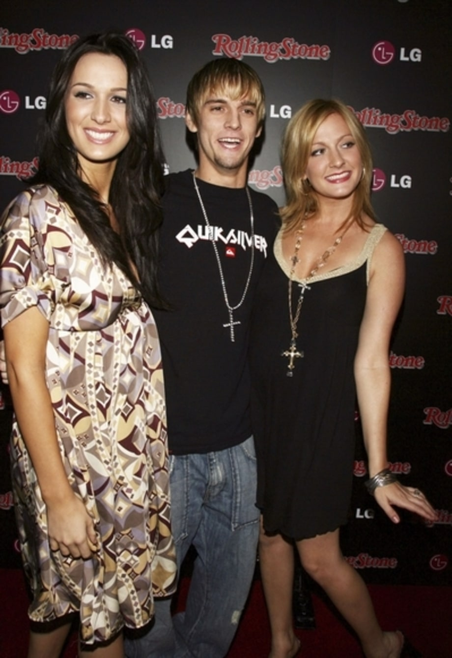 Hot People at Rolling Stone's 2006 Hot List Party