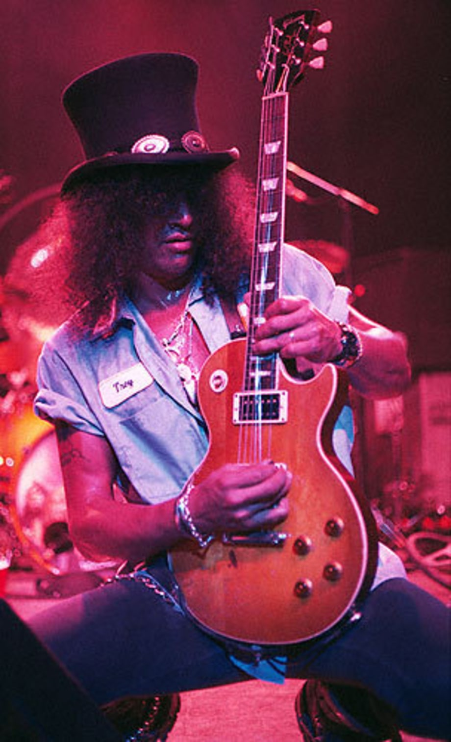 Slash's Snakepit Photos