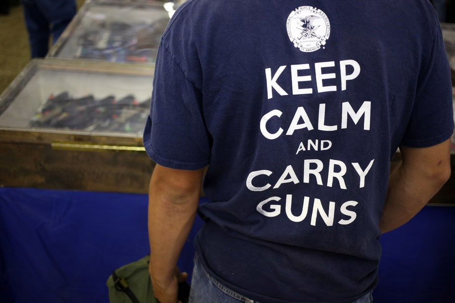 Best States for Gun Owners 2015