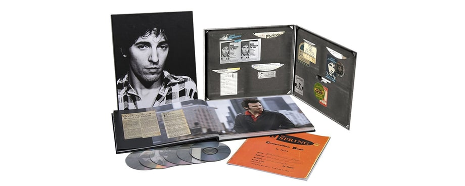 Bruce Springsteen, 'The Ties That Bind: The River Collection'
