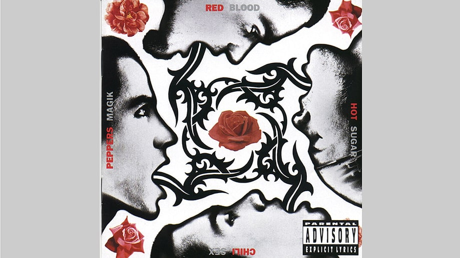 Red Hot Chili Peppers, 'Blood Sugar Sex Magik'
