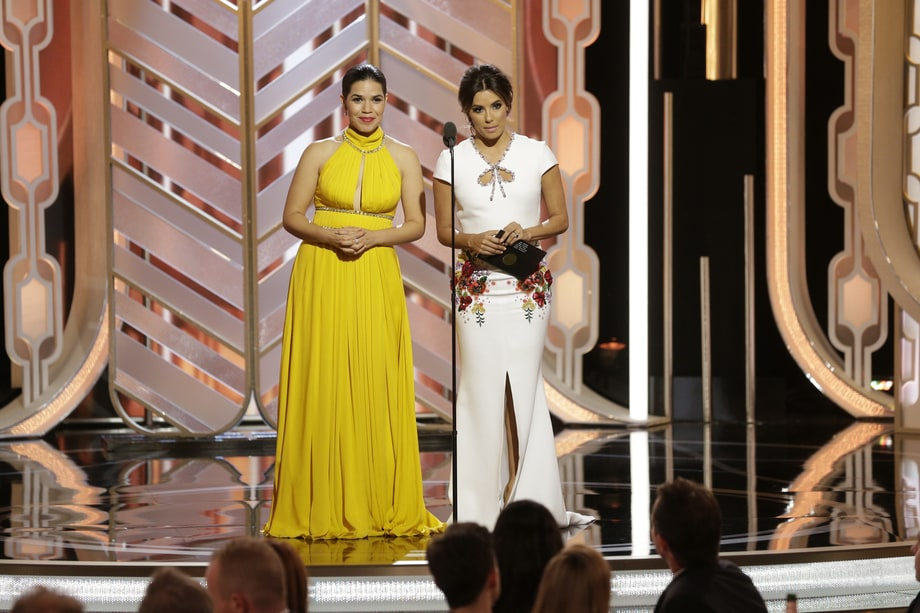 Best: Eva Longoria and America Ferrara Serve a Latina Smackdown