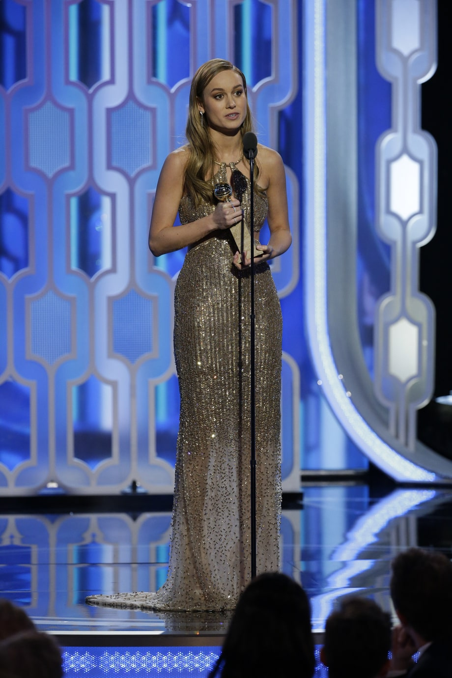 Best: Brie Larson Wins for 'Room'