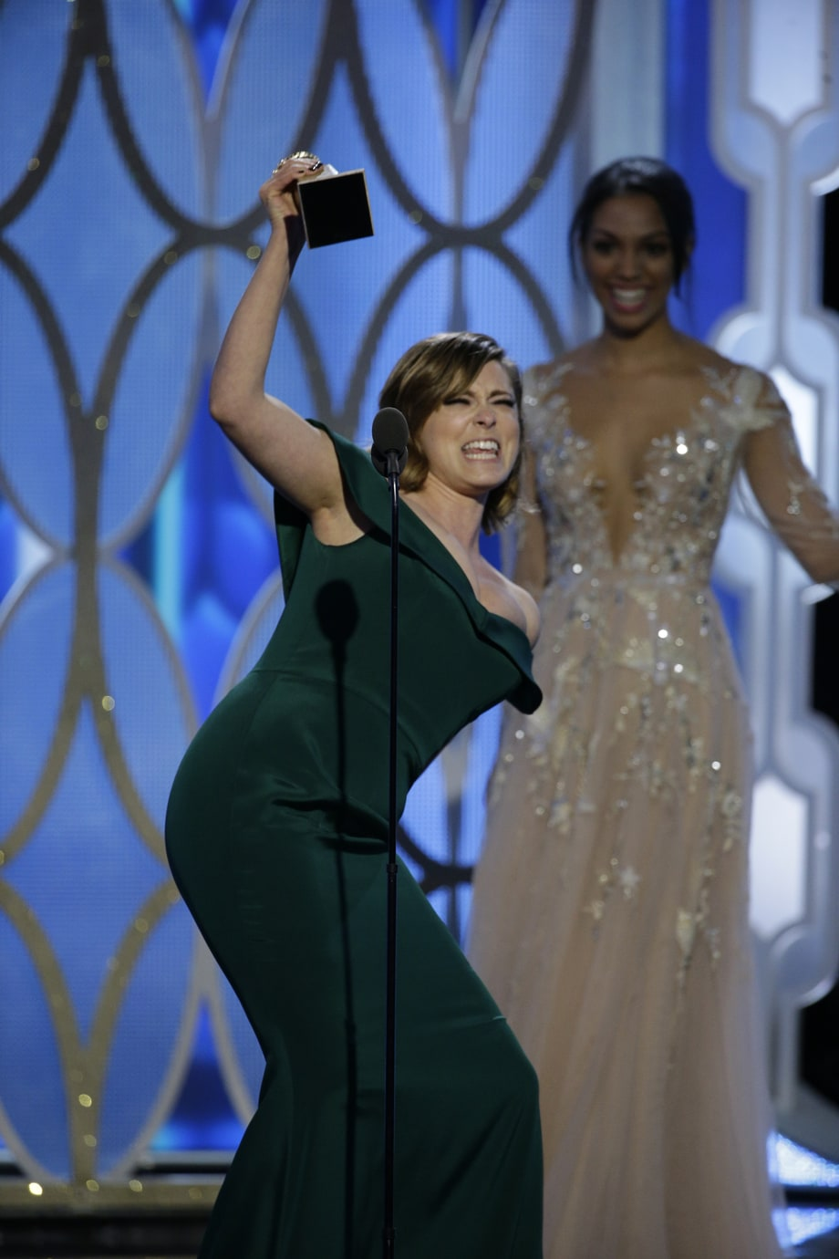 Best: Rachel Bloom 'Crazy' Surprise Win