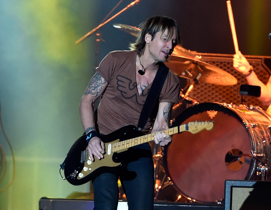 Keith Urban: 10 Best Live Performances