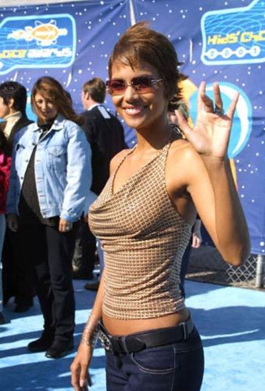 More Halle Berry