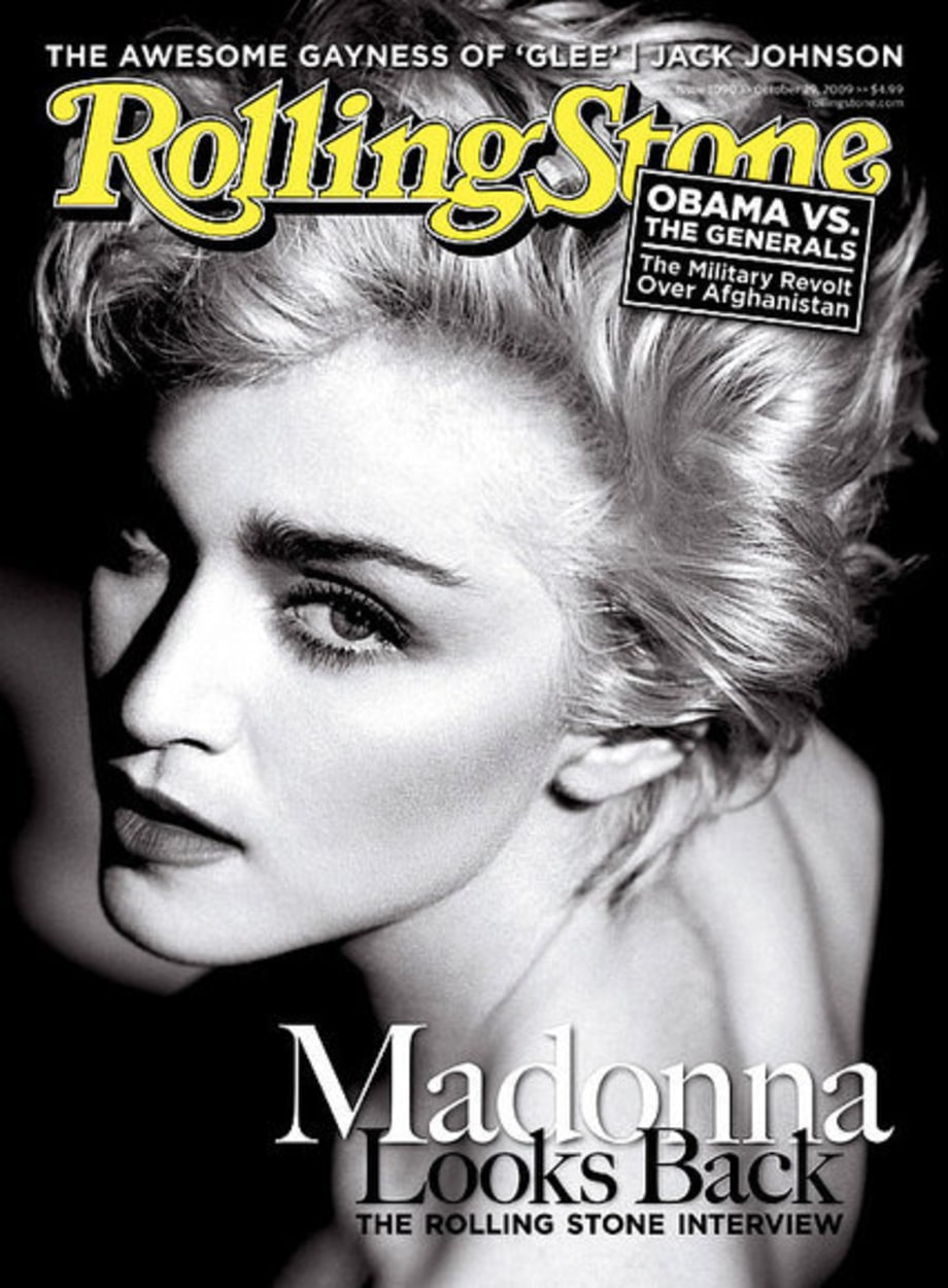 Madonna: The Rolling Stone Covers