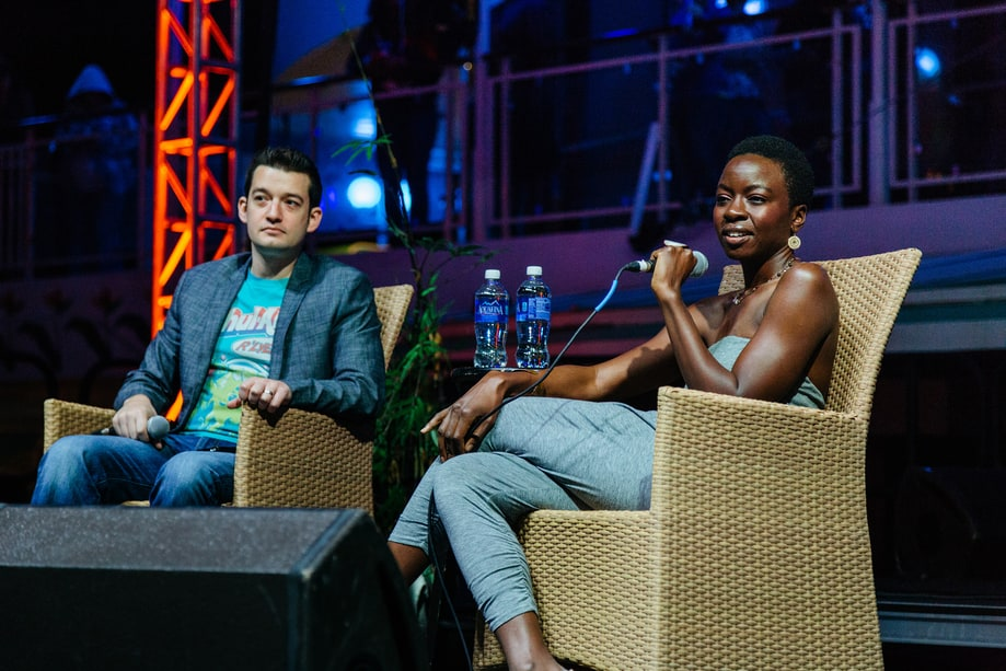 Danai Gurira Discusses Playing Michonne