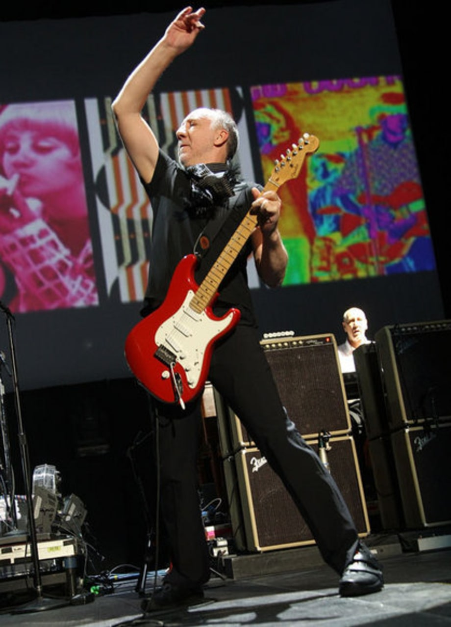 The Who: Live in New Jersey, October 29, 2008