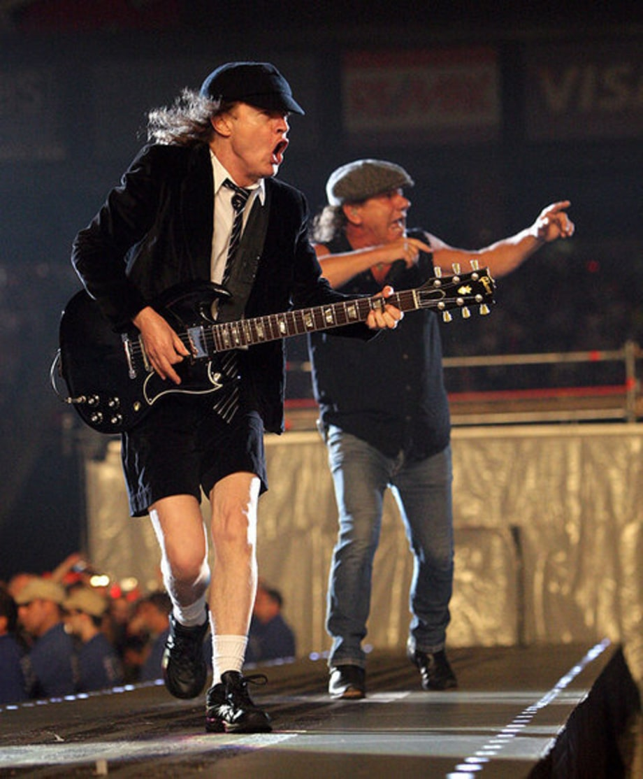 The Week in Live Shots: AC/DC, Bruce Springsteen, No Doubt and More