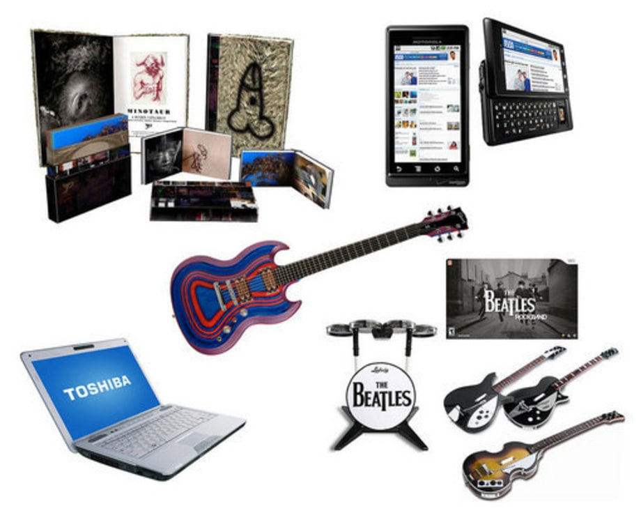 The Great Rock & Roll Gift Guide