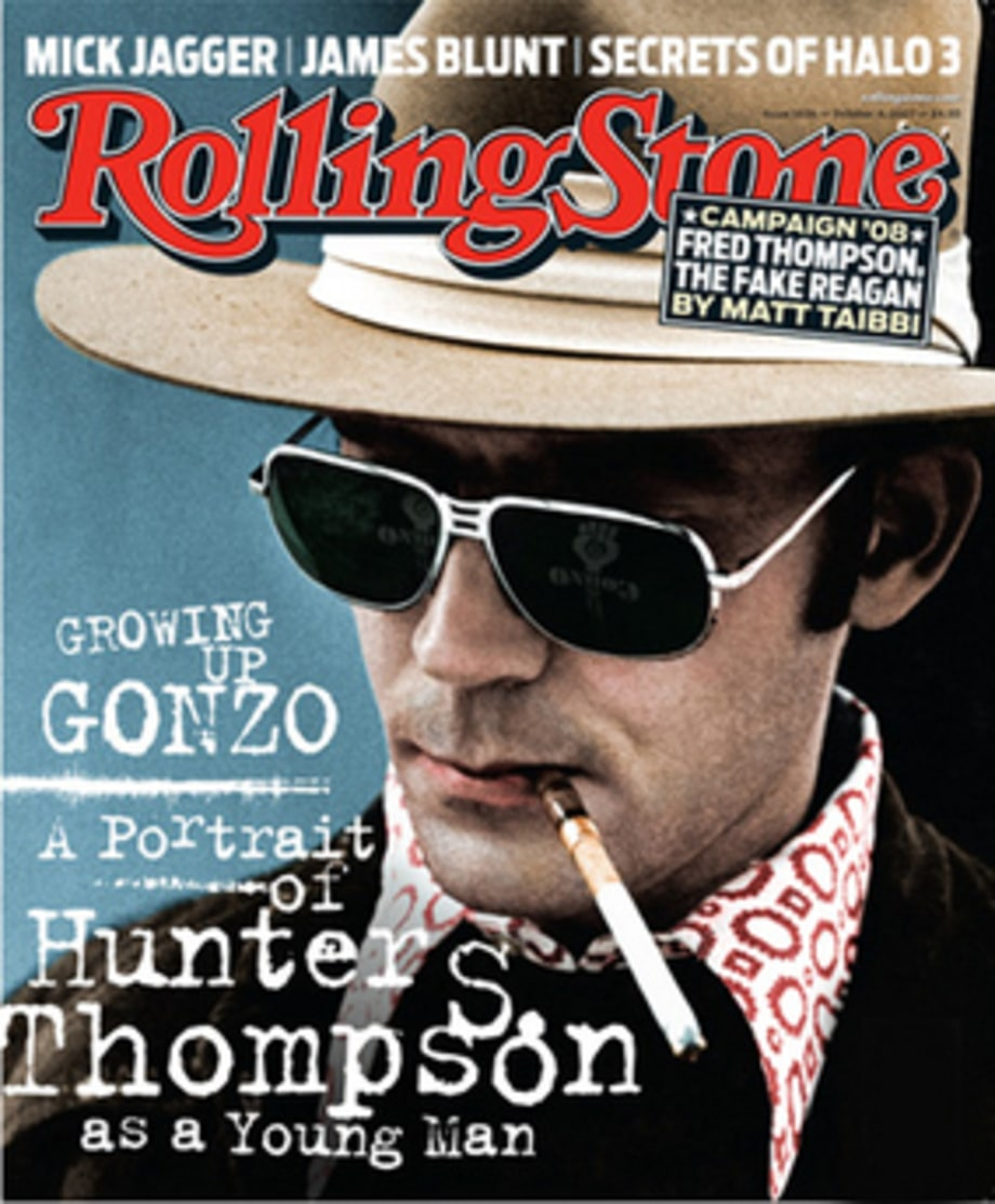 Hunter S. Thompson: The Rolling Stone Covers