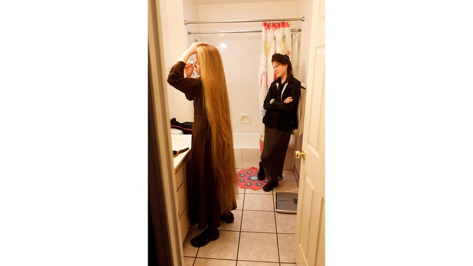 Doing Their Hair | Photos from Inside the FLDS | Rolling Stone