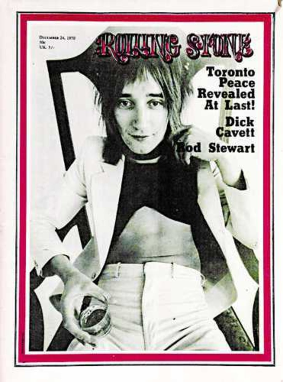 Rod Stewart Photos