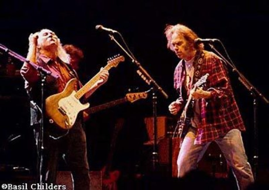 Stephen Stills Photos