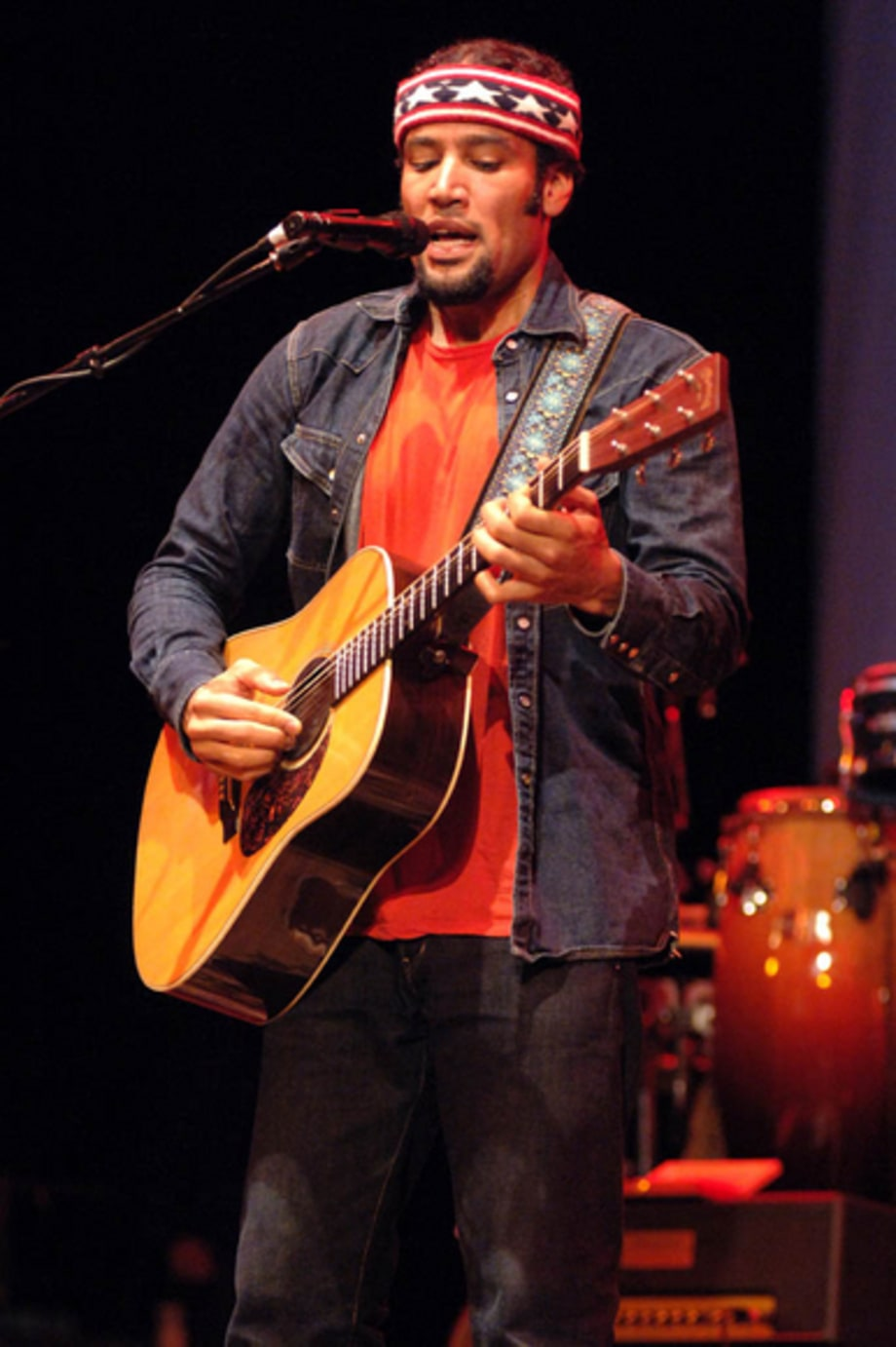 Ben Harper and Damian Marley Take Summerstage