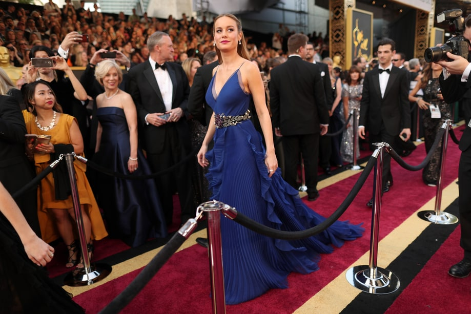 Oscars 2016: Photos From the Red Carpet