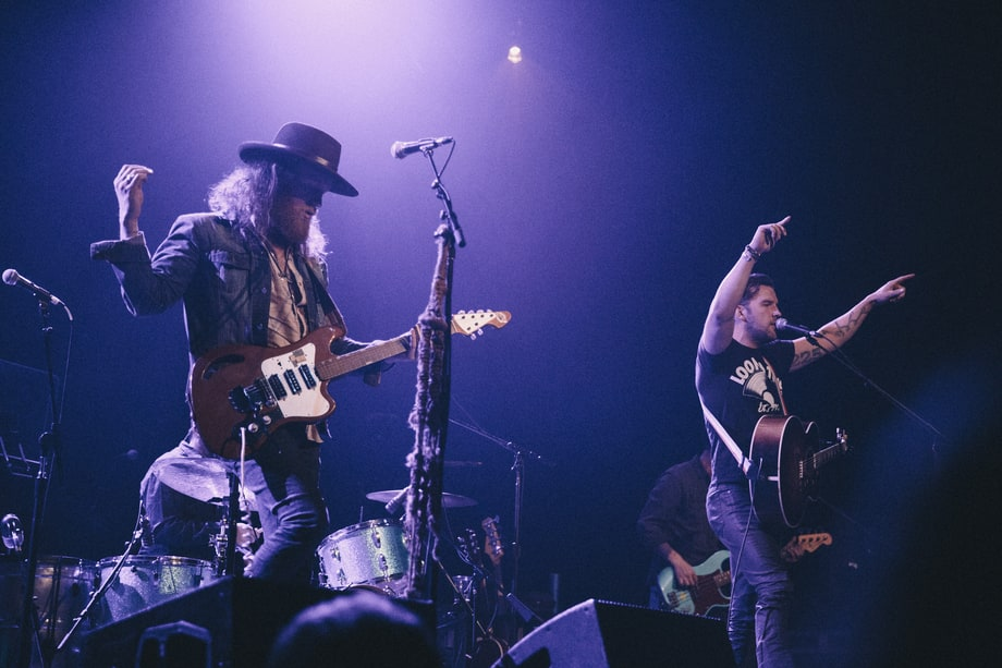 Brothers Osborne: See Backstage and Live Photos From the Ryman