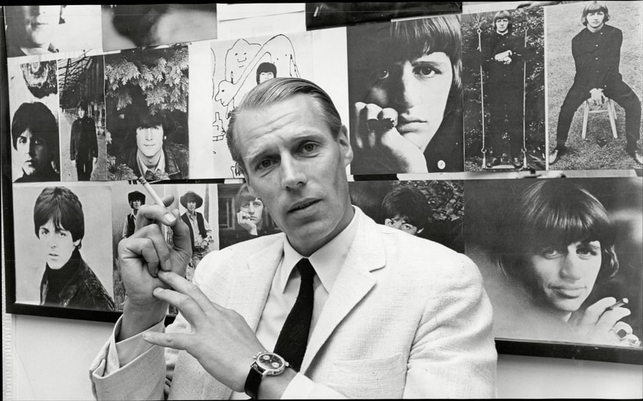 10 Great Beatles Moments We Owe to George Martin