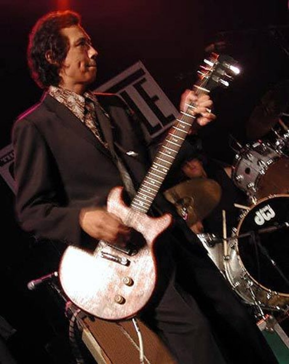 Alejandro Escovedo Photos