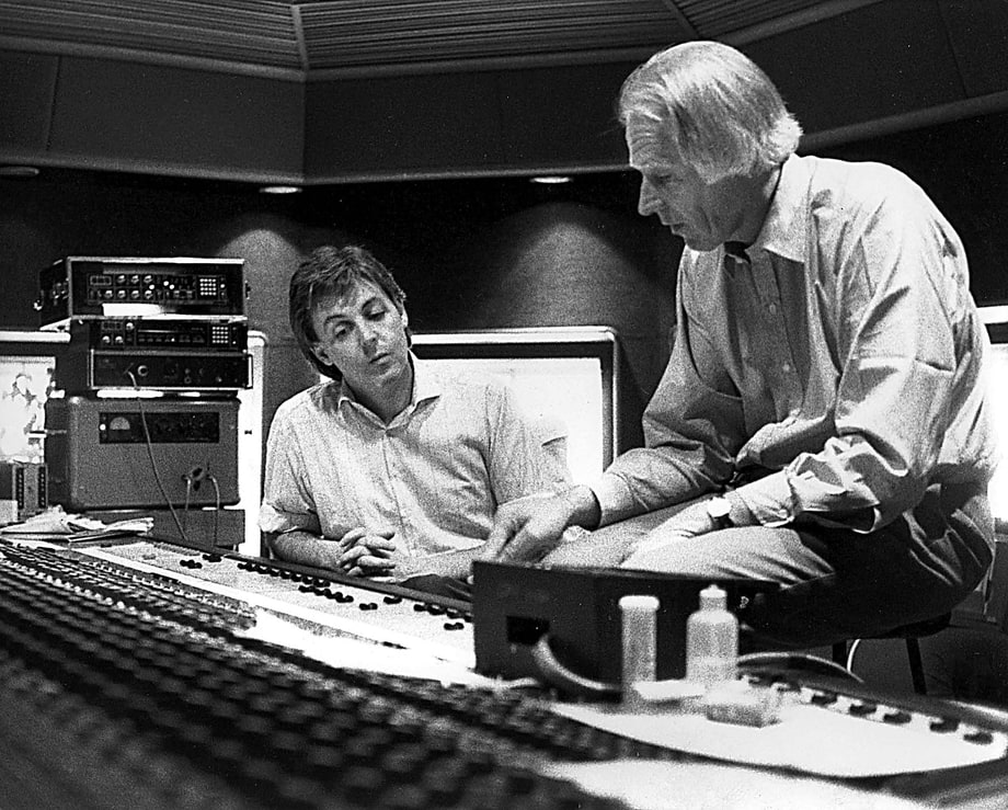Readers' Poll: The 10 Best George Martin-Produced Albums