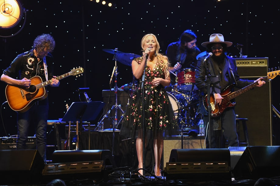 Lee Ann Womack Kris Kristofferson Tribute Concert See