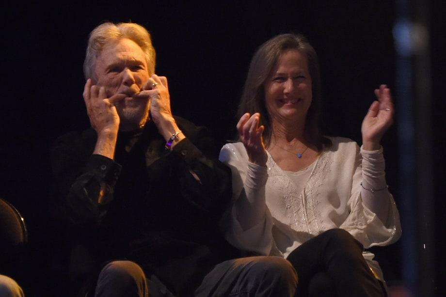 Kris Kristofferson and Lisa Meyers | Kris Kristofferson ...