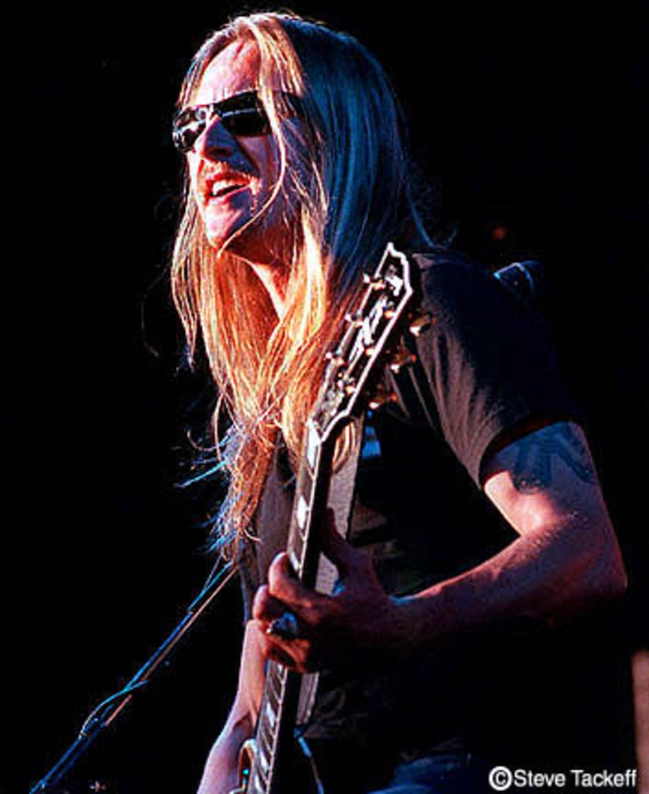Jerry Cantrell Photos
