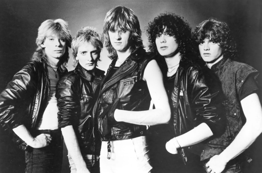 Def Leppard's Joe Elliott: My Life in 15 Songs