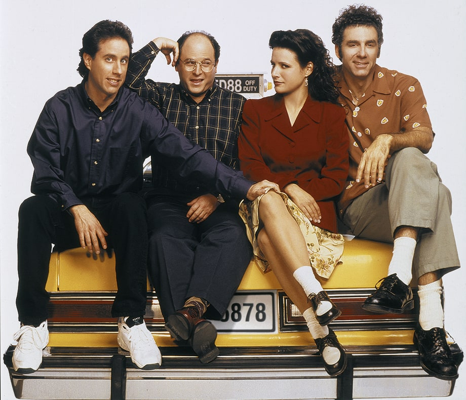 Close Talkers and Double Dippers: 15 Phrases 'Seinfeld' Spawned