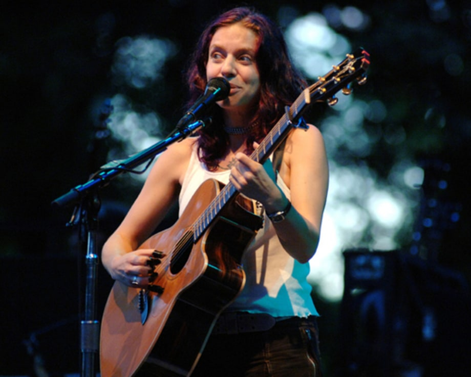 Ani DiFranco Knuckles Down in New York