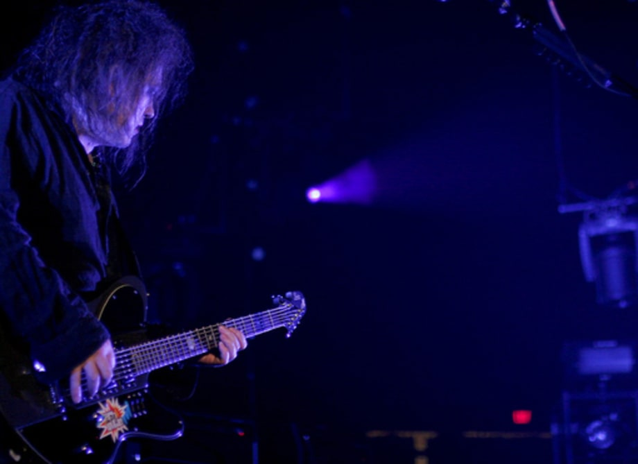 The Cure Open Their Tour in Fairfax, VA