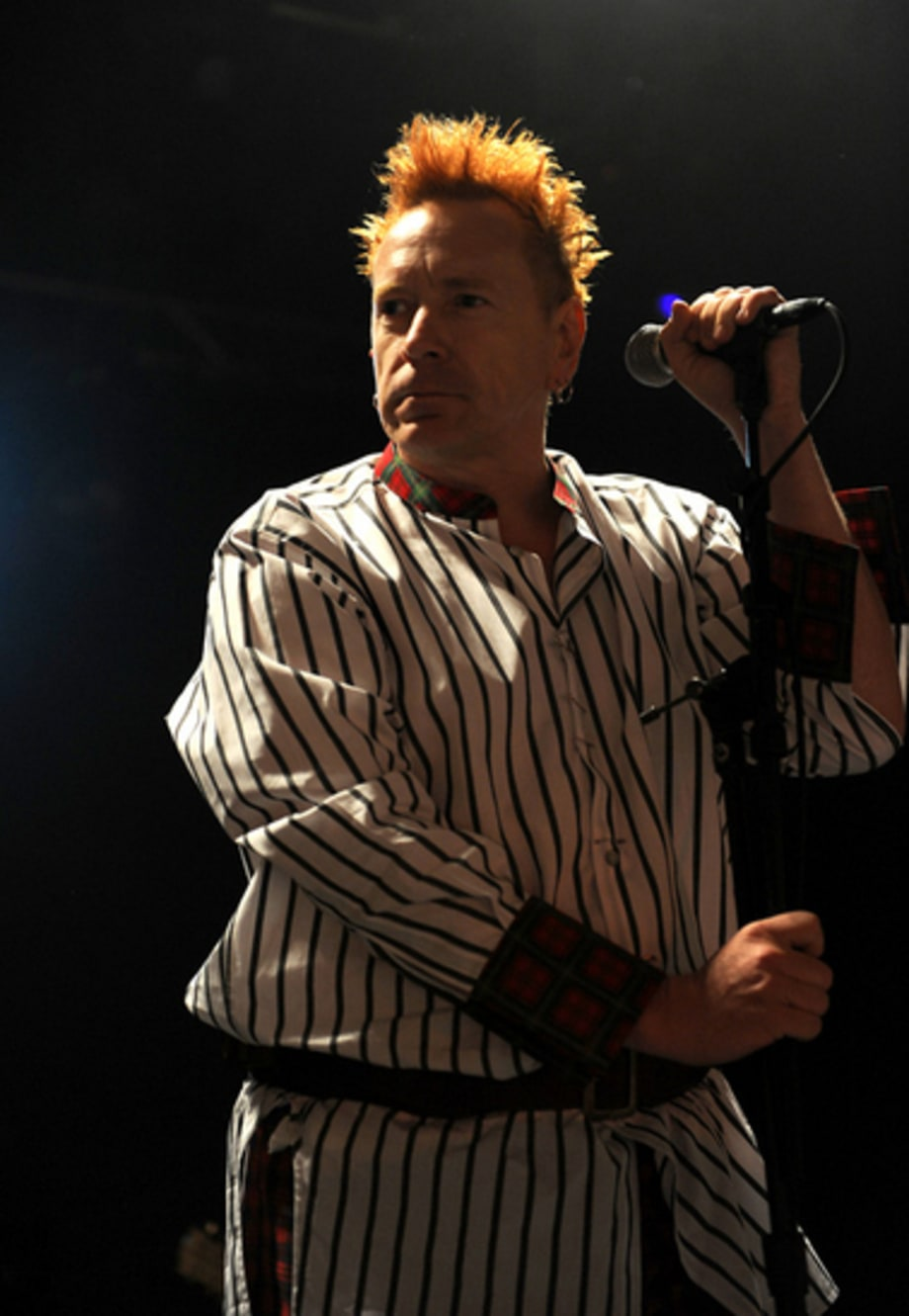 The Sex Pistols in Las Vegas: Johnny Rotten and Co. Rock Their Sole U.S. Summer 2008 Tour Date